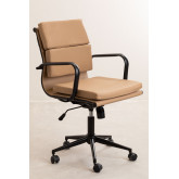 Office Chair on casters Fhöt Black, thumbnail image 2