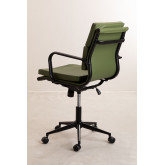 Office Chair on casters Fhöt Black, thumbnail image 4