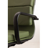 Office Chair on casters Fhöt Black, thumbnail image 6