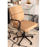 Office Chair on casters Fhöt Black, thumbnail image 1