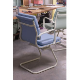 Office Chair with Armrests Mina Colors, thumbnail image 2
