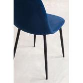 PACK of 2 Glamm Velvet Chair, thumbnail image 4