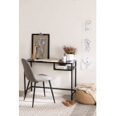 PACK of 4 Glamm Chairs in Linen, thumbnail image 1