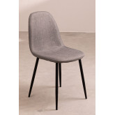PACK of 4 Glamm Chairs in Linen, thumbnail image 2