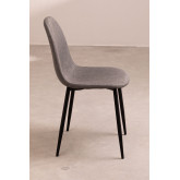 PACK of 4 Glamm Chairs in Linen, thumbnail image 3