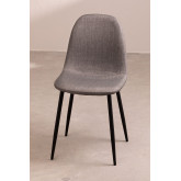 PACK of 4 Glamm Chairs in Linen, thumbnail image 4
