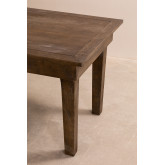 Isden Folding Wooden Dining Table (180x90 cm), thumbnail image 4