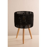 Tomas Twisted Paper Table Lamp, thumbnail image 1