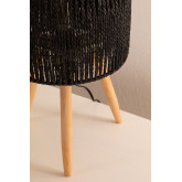 Tomas Twisted Paper Table Lamp, thumbnail image 3