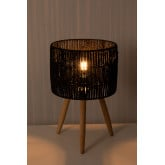 Tomas Twisted Paper Table Lamp, thumbnail image 2