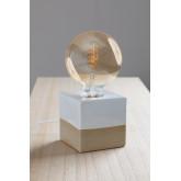 Table Lamp in Porcelain Boxi, thumbnail image 3