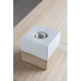 Table Lamp in Porcelain Boxi, thumbnail image 6
