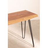 Recycled Wood Console Pek , thumbnail image 4