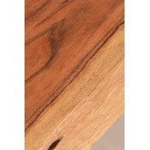 Recycled Wood Console Pek , thumbnail image 5