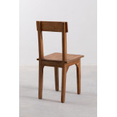 Vignet Recycled Wood Chair, thumbnail image 3