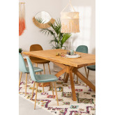 Wool and Cotton Rug (239x164 cm) Mesty, thumbnail image 5