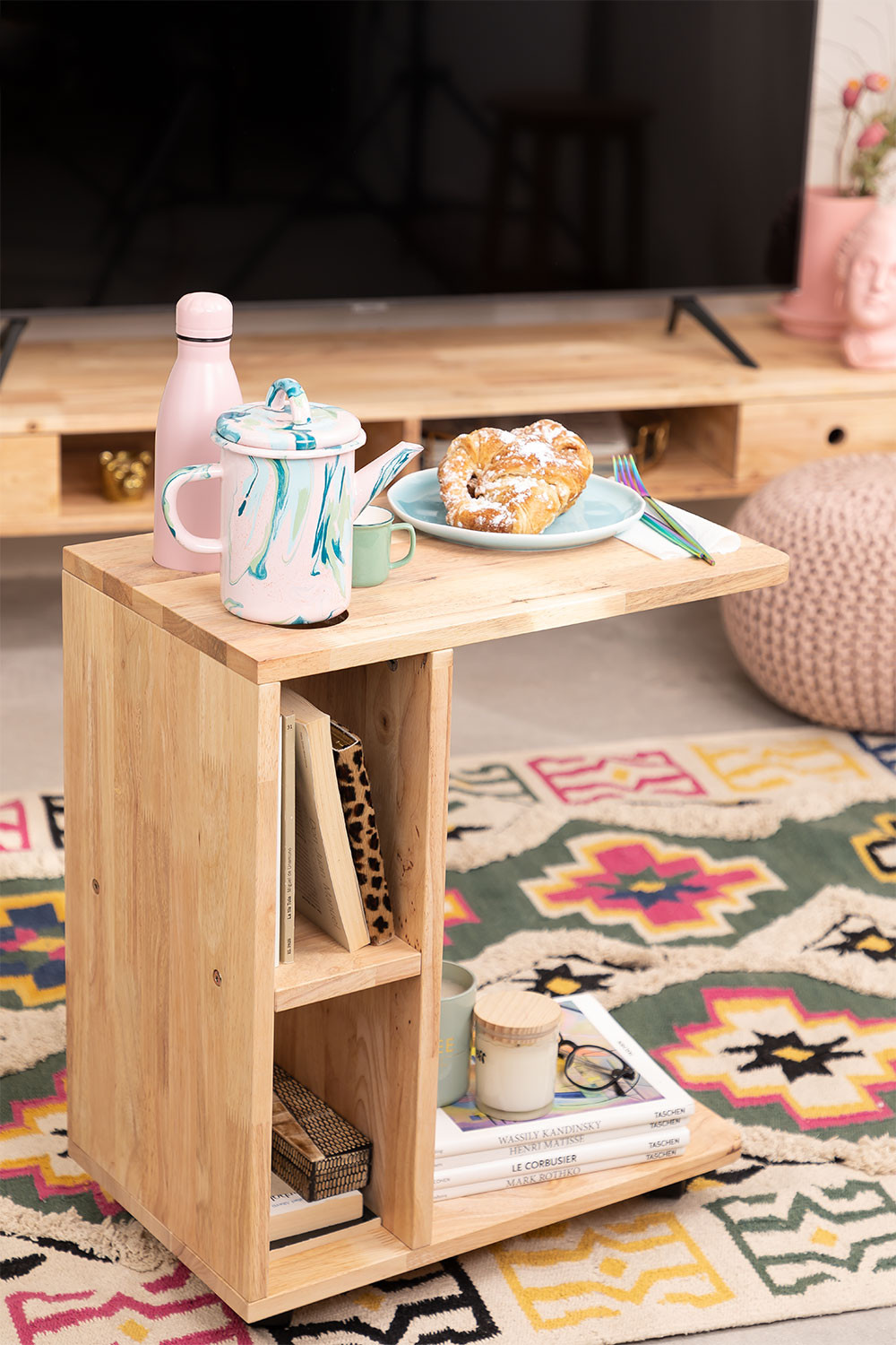 Auxiliary table for sofa Arlan, gallery image 1