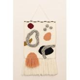 Lapu Wool Mural Tapestry, thumbnail image 2