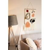 Lapu Wool Mural Tapestry, thumbnail image 1