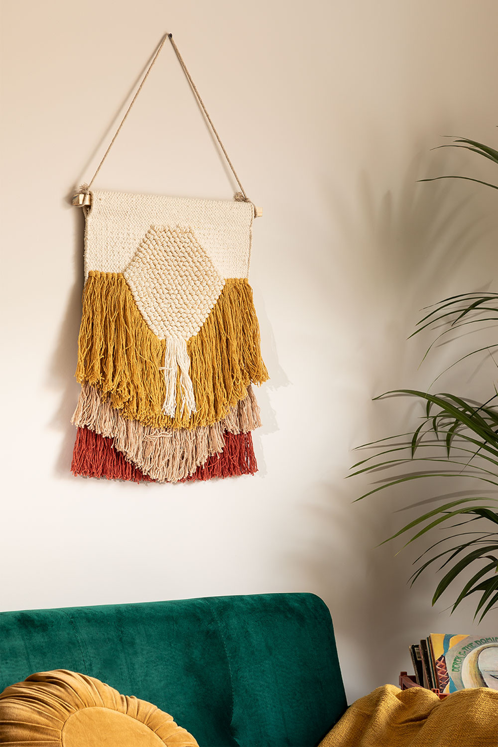 Cotton Wall Tapestry Will, gallery image 1