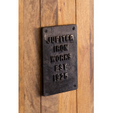 Wardrobe with 2 Sliding Doors in Uain Wood, thumbnail image 5