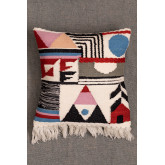 Zannte Wool Cushion Cover (50x50 cm), thumbnail image 1