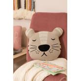 Anuky Kids Round Cotton Cushion, thumbnail image 1