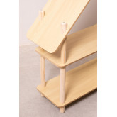 Zita Kids Shelf with 2 Wood Shelves, thumbnail image 5