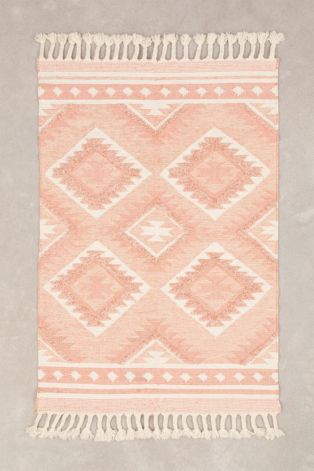 Wool and Cotton Rug (210x145 cm) Roiz, gallery image 1