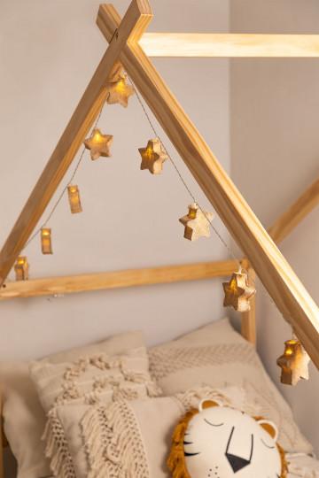 Kids  LED Decorative Garland - DORA