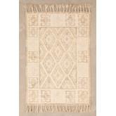 Wool and Cotton Rug (205x140 cm) Takora, thumbnail image 1