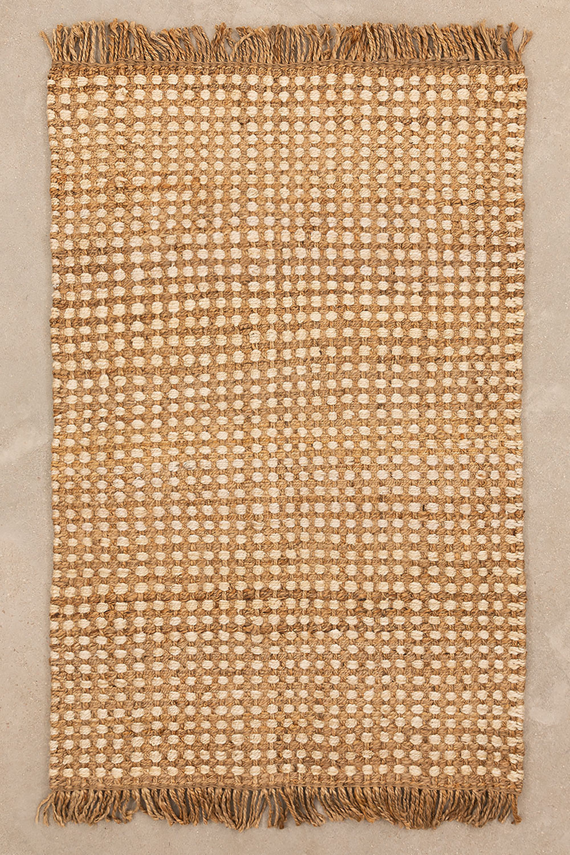 Jute Rug (190x120 cm) Kolin, gallery image 1