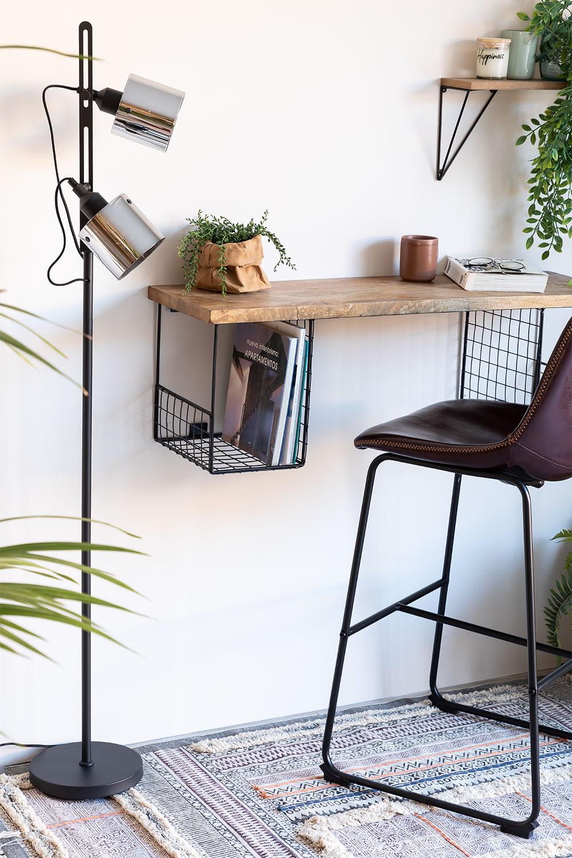 Floor Lamp Krom , gallery image 1