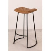 High Stool in Copi Leather, thumbnail image 2