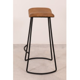 High Stool in Copi Leather, thumbnail image 3