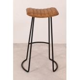 High Stool in Copi Leather, thumbnail image 4