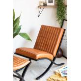 Revyan Leather Chair, thumbnail image 1