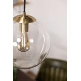 Ceiling Lamp in Metal Boyi, thumbnail image 6