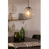Ceiling Lamp in Metal Boyi, thumbnail image 2