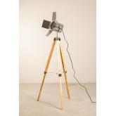 Cinne Metallic Dimmable Tripod Floor Lamp, thumbnail image 3