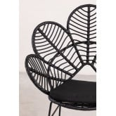 Synthetic Wicker Armchair Rinum , thumbnail image 5