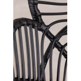 Synthetic Wicker Armchair Rinum , thumbnail image 6