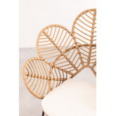 Rinum Synthetic Wicker Armchair, thumbnail image 4