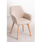Dining Chair with Armrests Ervi , thumbnail image 2