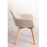 Dining Chair with Armrests Ervi , thumbnail image 3