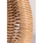 Isdra Synthetic Wicker Armchair, thumbnail image 6