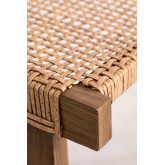 High Stool in Synthetic Wicker Ori, thumbnail image 5