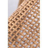 High Stool in Synthetic Wicker Ori, thumbnail image 6