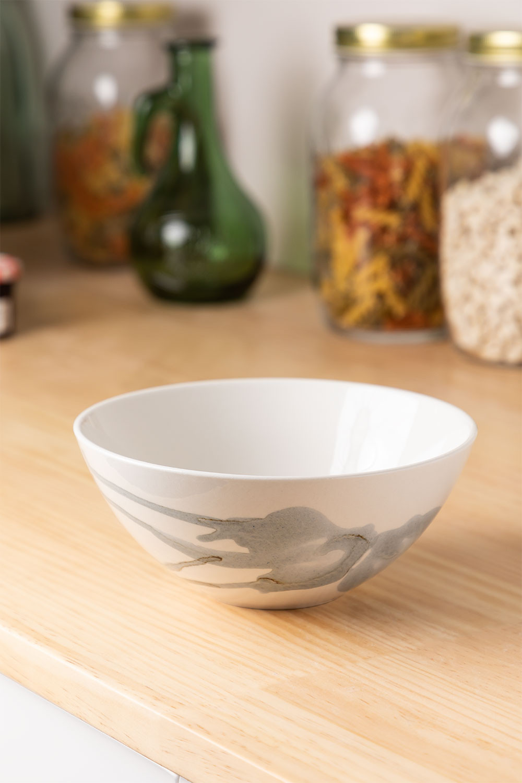 Bowl de Porcelana Ø17cm Boira, gallery image 1