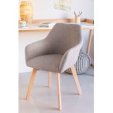 Dining Chair with Armrests Ervi , thumbnail image 1